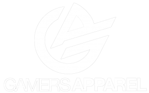 Gamers Apparel white
